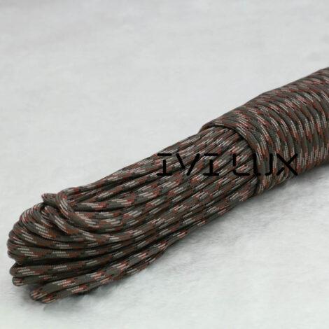 Цвет № 3 - длина шнура 30 метров (Паракорд 550 в ассортименте - 147 цветов)