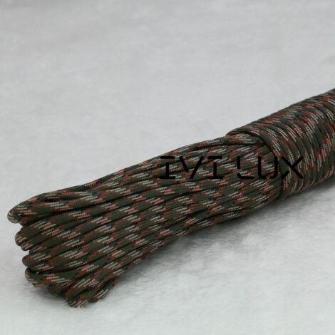 Цвет № 4 - длина шнура 30 метров (Паракорд 550 в ассортименте - 147 цветов)