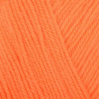 Детская новинка 284 оранжевый (упаковка 10шт*50г=500грамм)
